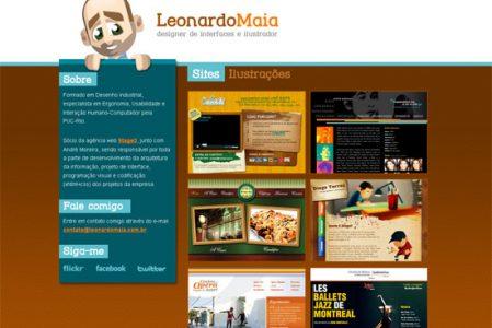 五种流行的设计组合网站样式-宁波小程序开发