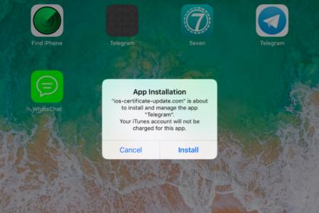 针对13款iPhone的超针对性攻击通过MDM丢弃了恶意应用-宁波小程序开发