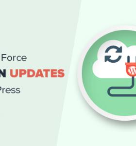 宁波网站建设:如何强制WordPress检查插件更新